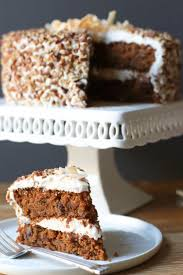 carrot cake with cream cheese frosting gluten free grain free