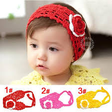 baby hair band crochet headbands for babies 2 trendy mods