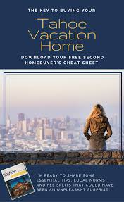 Cheats Design This Home by Truckee Home Buyer U0027s Cheat Sheet Teddy Tahoe