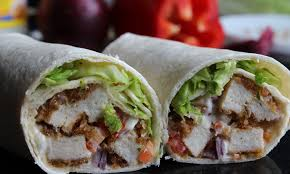 southern fried chicken wrap allsandwiches com