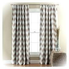 grey chevron blackout curtains grey and taupe chevron blackout