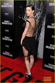 Picture Of Rooney Mara As Sized Photo Of Rooney Mara Daniel Craig Nyc 03 Photo