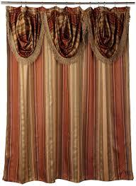 Contemporary Orange Curtains Designs Curtain Bathroom Navy Shower Contemporary Curtains Designer Rust
