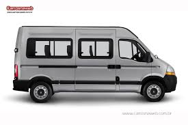 renault master 2011 renault master minibus 2 5 2011 ficha técnica especificações