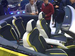 volkswagen concept van interior volkswagen t cross breeze concept mesmerizes the crowd at geneva
