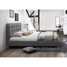 Bed Frames Ta Home Design Stockholm Grey Bed Bedroom From Mdm Furniture