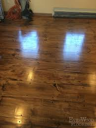 Bona Gloss Floor Finish by Everwood Flooring Project Profiles