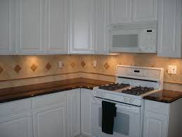 Marble Backsplash Kitchen Tumbled Marble Backsplash New Jersey Custom Tile