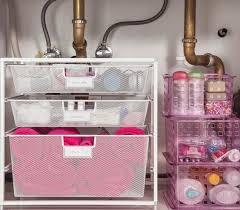 Bathroom Sink Organization Ideas Under Bathroom Sink Organizer For Daily Use Homesfeed Ideas
