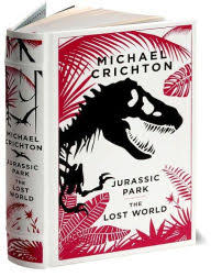 Check If Barnes And Noble Has A Book Jurassic Park The Lost World Barnes U0026 Noble Collectible Editions