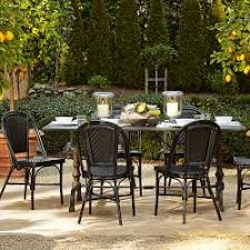 Christmas Tree Shop Outdoor Furniture Outdoor Dining Furniture Williams Sonoma
