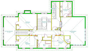 small guest house floor plans inside the real home alone house