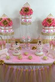 Pink And Gold Centerpieces by Pink And Gold Baby Shower Decor Centerpiece Painted Milk