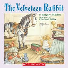 velveteen rabbit nursery the velveteen rabbit by margery williams scholastic