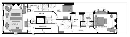 Town House Floor Plans Portfolio Campion Platt