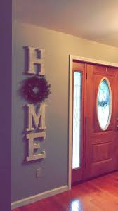 Hobby Lobby Home Decor Ideas by Best 25 Large Wooden Letters Ideas On Pinterest Michaels Wooden