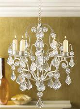Crystal Chandelier Centerpiece Candle Chandelier Ebay