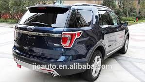 ford explorer trim car accessories abs chrome light cover trim for ford explorer