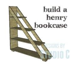 Build Wood Bookcase Plans by 106 Best Unique Bookcase Plans Images On Pinterest Bookcase