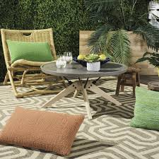 Indoor Outdoor Furniture by Vnn1026a Patio Tables Furniture By Safavieh