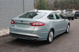 2013 ford fusion exhaust 2013 ford fusion se hybrid albany ny schenectady troy clifton