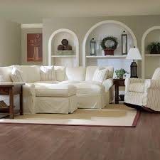 Striped Slipcovers For Sofas Simple Ideas Of Slipcovers For Sectional Sofas