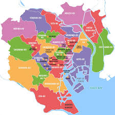 best 25 tokyo map ideas on visit japan travel to