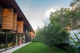 jacobsen architecture jacobsen arquitetura visually blends inside and outside with são