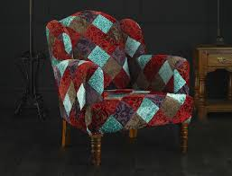 patchwork chair russkell furniture