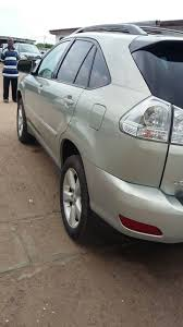 used lexus suv for sale in nigeria 2004 nigerian neatly used lexus rx 330 2 million urgent sales