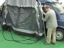 Outwell Country Road Awning How To Pitch The Outwell Country Road Awning Youtube