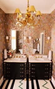 bathroom with wallpaper ideas 10 amazing bathroom wallpaper ideas and tricks