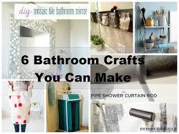 craft ideas for bathroom bathroom craft ideas home bathroom design plan