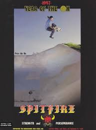 year of the ox 1997 spitfire wheels year of the ox ad 1997 skately library
