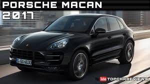 2017 porsche macan base 2017 porsche macan review rendered price specs release date youtube