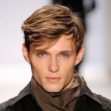 pictures of men u0027s haircuts with short sides and a long top