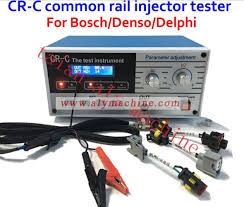 Bosch Diesel Fuel Injection Pump Test Bench Cr C Multi Function Diesel Common Rail Injector Tester Tool For