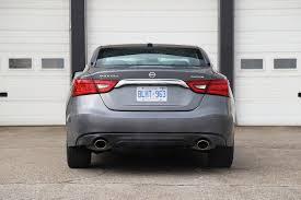 nissan maxima normal vs sport review 2016 nissan maxima platinum canadian auto review