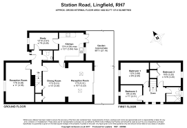 3 bed link detached house for sale in station road lingfield rh7
