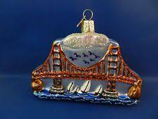 asian fan blown glass ornament made in poland for