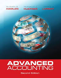 advanced accounting huefner largay hamlen 9781618530059 amazon