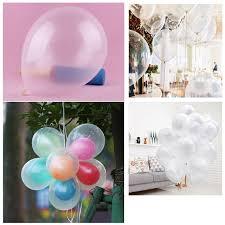 metallic balloons easter 100pcs 12 inch bright color metallic balloons