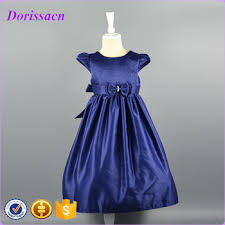new fashion kids party wear dresses for dress up games baby