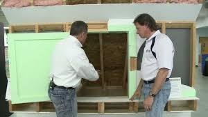 Bedroom Wall Insulation Insulating Knee Walls Making Finished Attics Energy Efficient In