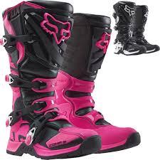dirt bike motorcycle boots fox racing comp 5 womens off road dirt bike motocross boots mx