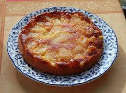 tarte tatin cuisine az recette gâteau renversé aux pommes caramélisées 750g