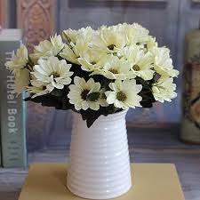 White Flower Arrangements Compare Prices On White Wedding Flower Arrangements Online