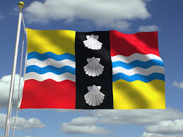 Scottish County Flags Bedfordshire Flag British County Flags