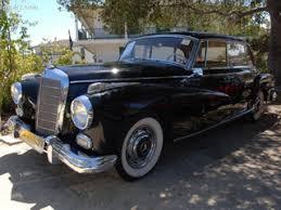 mercedes 300d for sale buying a vintage 1960 mercedes 300d beverly car