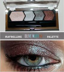 maybelline eyestudio color plush eyeshadow olive martini